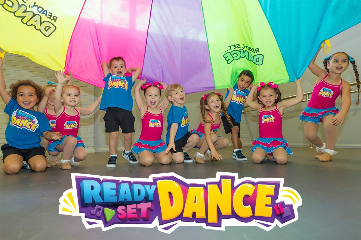 What is READY SET DANCE??
