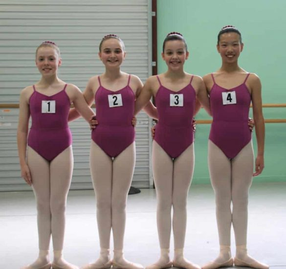 Grade 5 - Classical Ballet Classes from 11 years