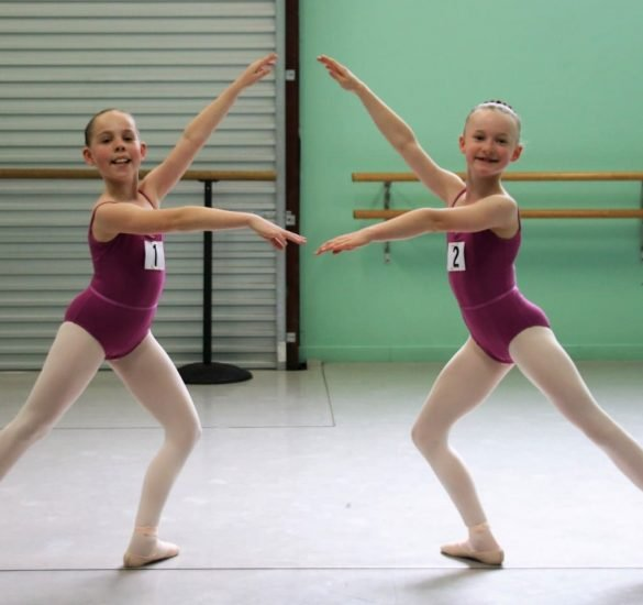 Grade 3 - Classical Ballet Classes from 9 years